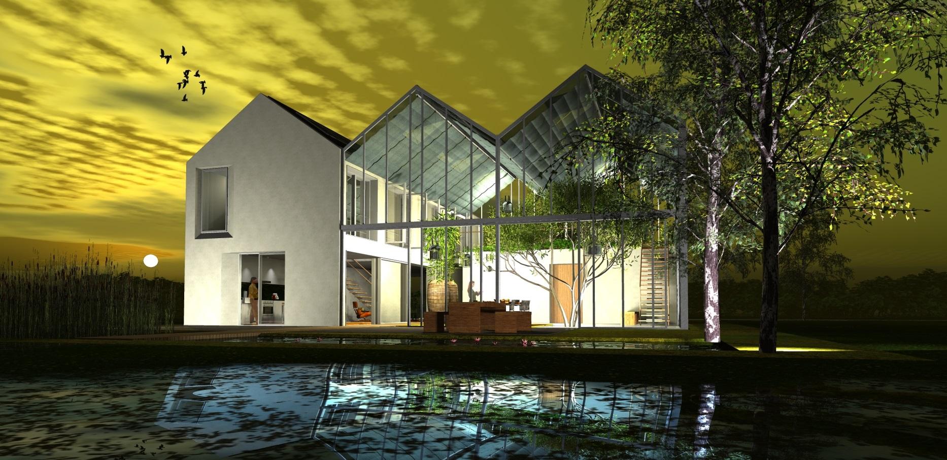 Duurzaam bouwen realiseren door aannemer amsterdam for Aannemer huis bouwen
